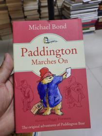 Paddington Marches On 小熊帕丁顿出发啦(小说版)
