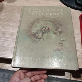 Biological Psychology生物心理学  外文原版