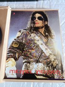 迈克尔杰克逊 罗马尼亚危险演唱会 DVD+16张卡片