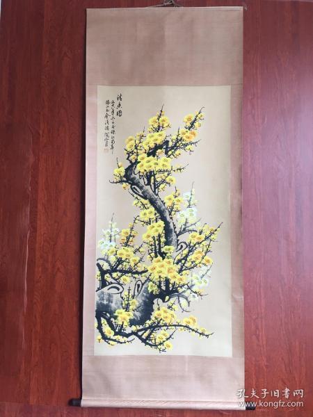 梅花报春图2X0.80米