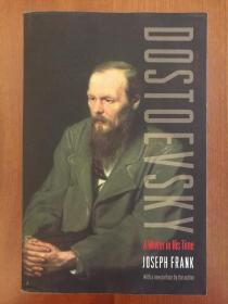 Dostoevsky: A Writer in His Time(现货,实拍书影)