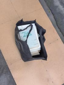 博士生导师,中国宗教学会顾问吕大吉手稿+笔记本+资料卡片(7.7公斤)