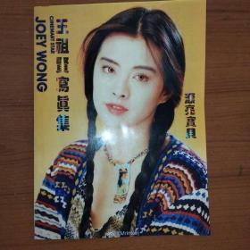 王祖贤精品写真 高清画册,售前看好, 售出不退换,十八面大图,十六开 封面过塑。