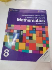 Cambridge  Checkpoint  Mathematics  Coursebook.8