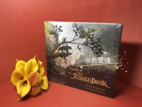 The Art of the Jungle Book 《奇幻森林》电影艺术画册 英文原版