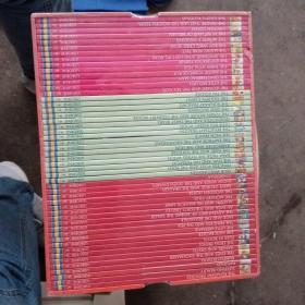 My Reading Library我的第二个图书馆套装(共50册) 英文原版【外盒稍微有点瑕疵,书全新品相好】