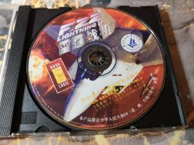 PC电脑游戏光盘 雷霆战机