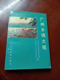 《广州乡镇大观》