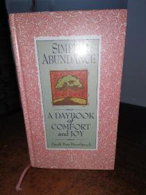Simple Abundance:A Daybook of Comfort and Joy