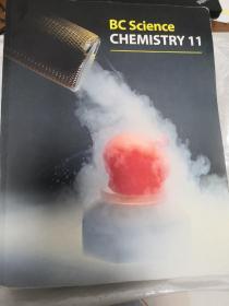 BC Science CHEMISTRY 11
