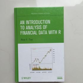 英文原版 An Introduction to Analysis of Financial Data with R 统计学精品译丛:金融数据分析导论 基于R语言