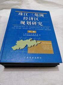 珠江三角洲经济区规划研究(上中下)