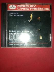 拉赫玛尼诺夫第二、第三钢琴协奏曲