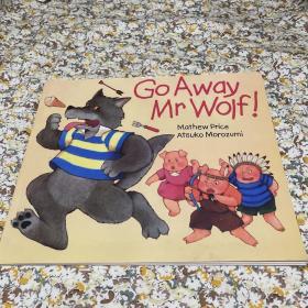 Go Away Mr Wolf!