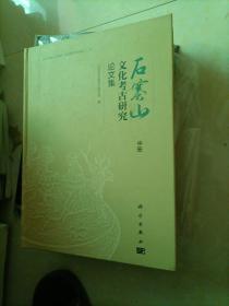 石寨山文化考古研究论文集单本中册