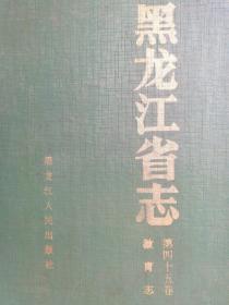 黑龙江省志.第四十五卷.教育志