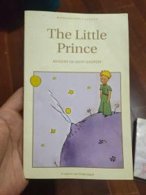英文原版 插圖版小王子 The Little Prince .Antoine De Saint-Exupery