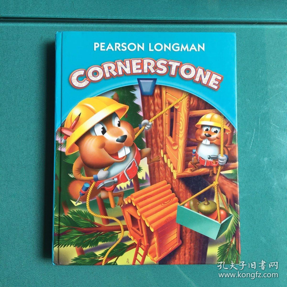 PEARSON LONGMAN CORNERSTONE