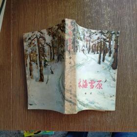 林海雪原  实物拍图现货无勾画