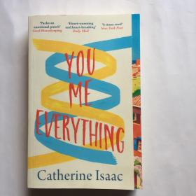 You Me Everything: A Richard & Judy Book C...-你我的一切:一本理查德和朱迪的书 英文原版小说