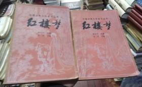中国古典文学普及丛书:红楼梦(上下册)