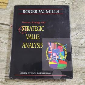 Finance Strategy an STRATEGIC VALUE ANALYSIS(金融战略与管理:战略价值分析)
