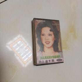 磁带:姚苏蓉默默盼归期