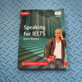 Collins Speaking for Ielts. by Karen Kovacs(附2张光盘)