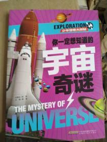 少年惊奇大探秘:你一定想知道的宇宙奇谜