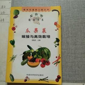 瓜果菜嫁接与高效栽培——新世纪富民工程丛书·无公害栽培书系