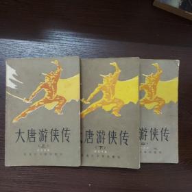 大唐游侠传(上中下)