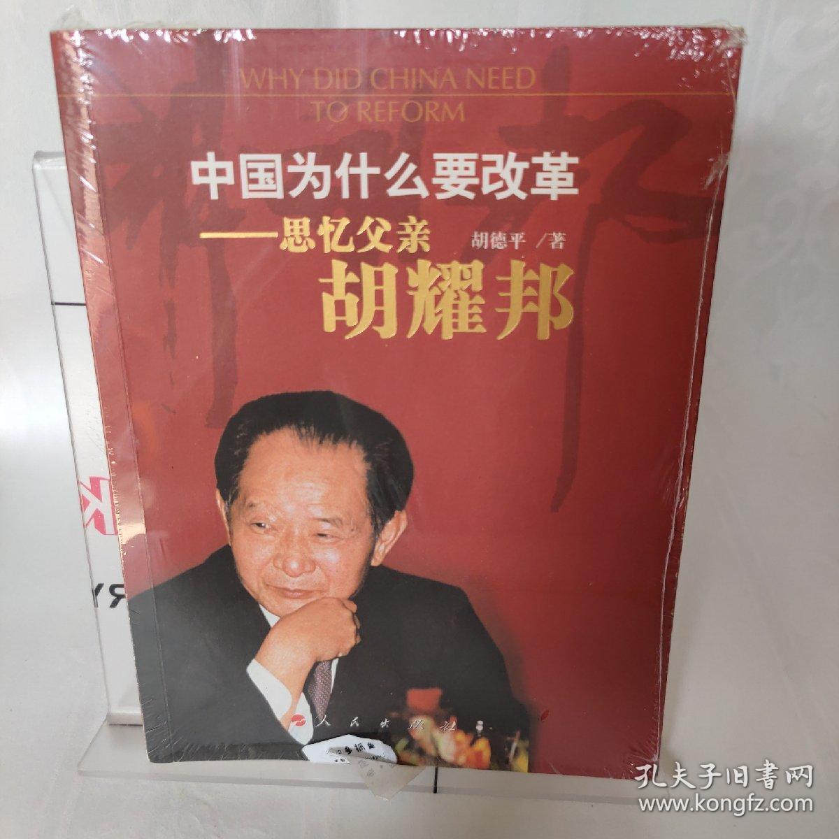 中国为什么要改革:思忆父亲胡耀邦