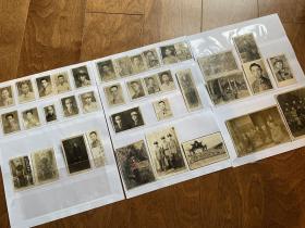抗战国军昆明军人影集  三十余张珍贵照片涉及军服、昆明胜利堂等