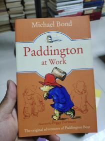 Paddington at Work 工作中的小熊帕丁顿(小说版)