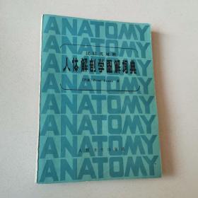 人体解剖学图解词典(汉拉英对照)