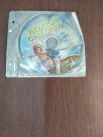 棚车少年(有声书第一季)一CD