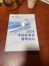 2020中国企业家博鳌论坛文献摘要