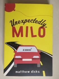 Unexpectedly, Milo (英文原版 现货 基本算是全新)
