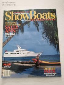 Showboats International Magazine1997-7国际豪华游艇杂志