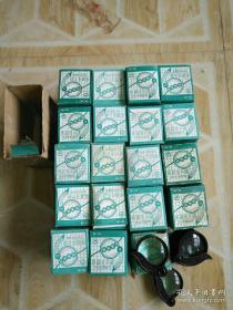 库存八十年代放大镜456把!有原包装箱,包装盒