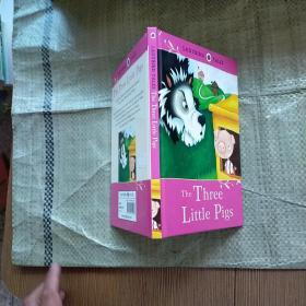 Three Little Pigs (Ladybird Tales)  三只小猪   外文版   实物拍图 现货 请看图