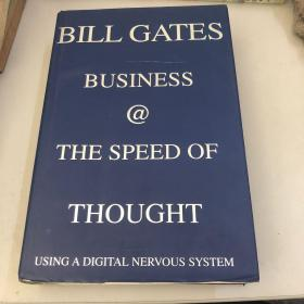 BILLGATES BUSINESS @ THE SPEEDD OF THOUGHT