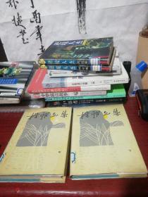 杨朔文集 中下两册