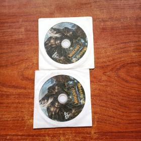 DVD 《末日的回响》 A B两张 无外盒