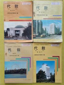 九年级义务教育三年制初级中学教科书代数(全四册)