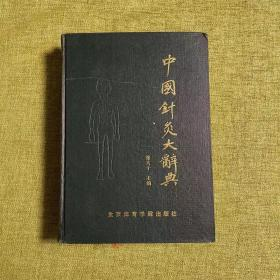中国针灸大辞典