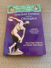 Ancient Greece and the Olympics(Magic Tree House) 神奇树屋系列