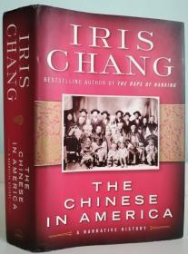 【作者签名本】张纯如《美国华人史》The Chinese in America: A Narrative History,2003年初版精装,无划线无笔记,内页如新, 九五品