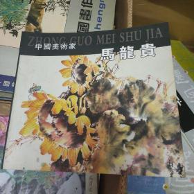 中国美术家:马龙贵