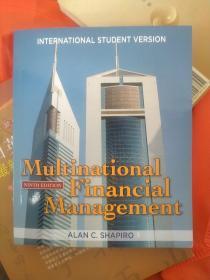 Multinational Financial Management[跨国公司财务管理 国际学生版]